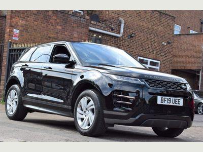 Land Rover Range Rover Evoque SUV 2.0 D180 R-Dynamic S Auto 4WD (s/s) 5dr