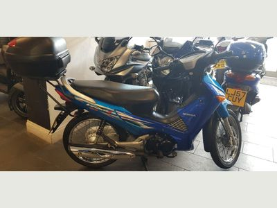 Honda Annova Unlisted