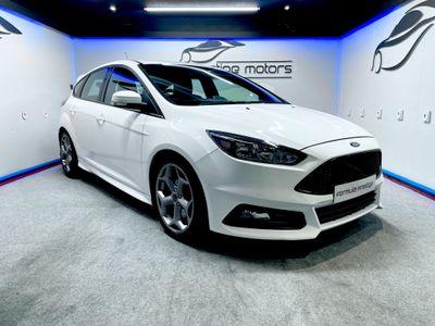 Ford Focus Hatchback 2.0 TDCi ST-1 (s/s) 5dr