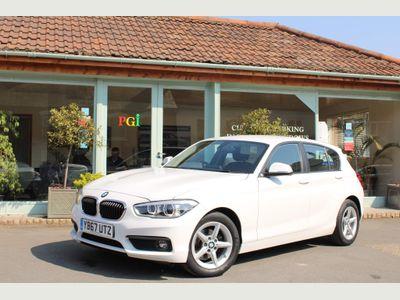 BMW 1 Series Hatchback 1.5 116d SE Business Sports Hatch Auto (s/s) 5dr