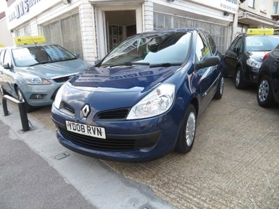 RENAULT CLIO Hatchback 1.2 16v Freeway 3dr