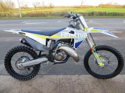 Husqvarna TC Motocrosser 125