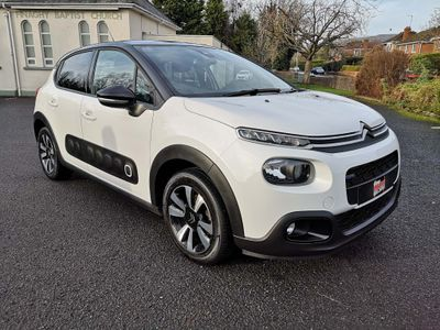 Citroen C3 Hatchback 1.2 PureTech Flair 5dr