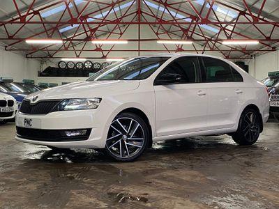 SKODA Rapid Hatchback 1.0 TSI Sport (s/s) 5dr
