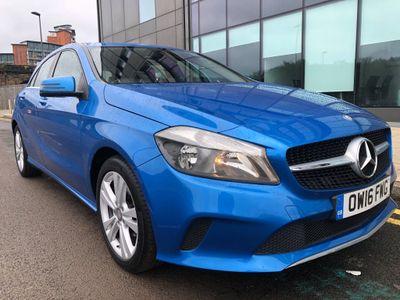 Mercedes-Benz A Class Hatchback 1.5 A180d Sport (s/s) 5dr