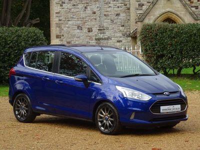 Ford B-Max MPV 1.0T EcoBoost Titanium 5dr (EU5)