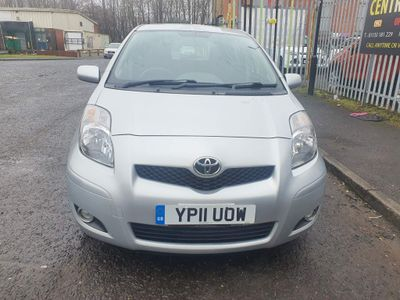 Toyota Yaris Hatchback 1.33 T Spirit Multimode 5dr