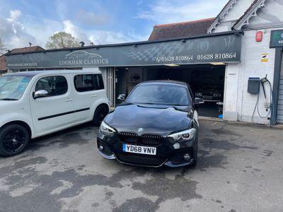 BMW 1 Series Hatchback 2.0 120d M Sport Shadow Edition Sports Hatch (s/s) 5dr