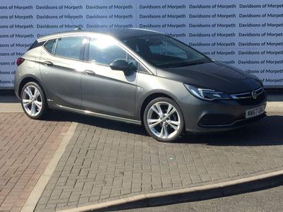 Vauxhall Astra Hatchback 1.4i Turbo SRi VX Line Auto (s/s) 5dr