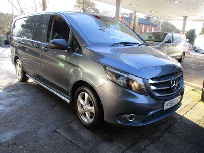 Mercedes-Benz Vito Panel Van 2.1 116 CDi BlueTEC Sport RWD L2 EU6 (s/s) 5dr