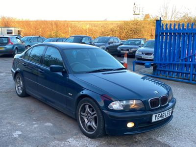 BMW 3 Series Saloon 2.2 320i BluePerformance SE Aegean Blue Edition 4dr