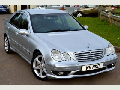 Mercedes-Benz C Class Saloon 1.8 C200 Kompressor Sport Edition 4dr