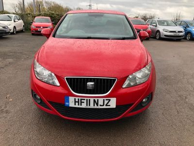 SEAT Ibiza Hatchback 1.4 16V Chill SportCoupe 3dr