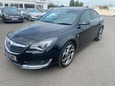 Vauxhall Insignia Hatchback 1.6 CDTi ecoFLEX Limited Edition (s/s) 5dr