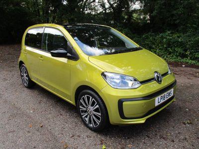 Volkswagen up! Hatchback 1.0 BlueMotion Tech Move up! (s/s) 5dr