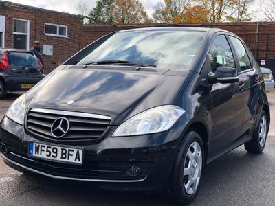 Mercedes-Benz A Class Hatchback 1.5 A150 BlueEFFICIENCY Elegance SE 5dr