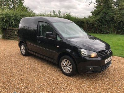 VOLKSWAGEN CADDY Panel Van 1.6 TDI C20+ Highline Panel Van 4dr