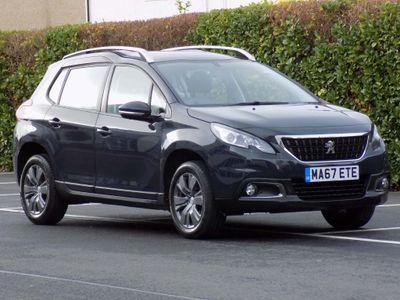 Peugeot 2008 SUV 1.2 PureTech Active 5dr