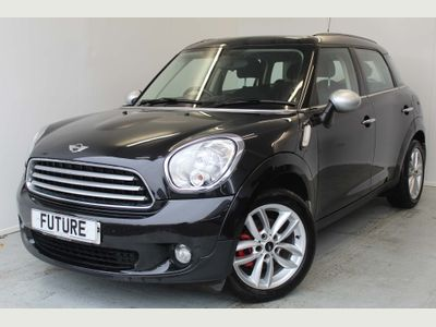 MINI Countryman SUV 1.6 Cooper D Business Edition (Chili) 5dr