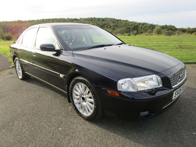 Volvo S80 Saloon 2.5 T SE Lux 4dr