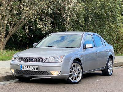 Ford Mondeo Saloon 2.0 Ghia X 4dr