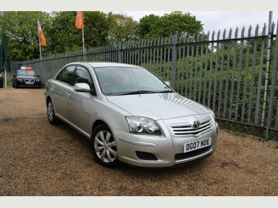 Toyota Avensis Saloon 1.8 VVT-i Colour Collection 4dr