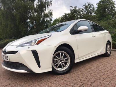 Toyota Prius Saloon 1.8 VV-T Petrol , Hybrid