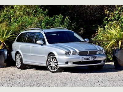 Jaguar X-Type Estate 2.2 D Sport Premium 5dr