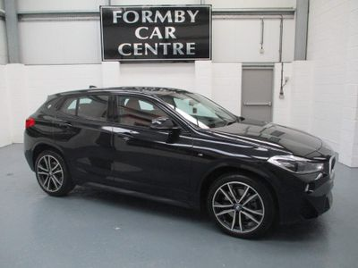 BMW X2 SUV 2.0 20i M Sport DCT sDrive (s/s) 5dr