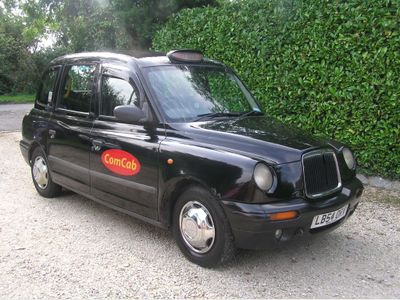 London Taxis International TXII Hatchback