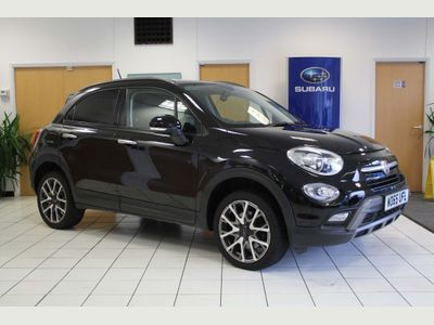 Fiat 500X SUV 2.0 MultiJetII Cross Plus Auto 4WD (s/s) 5dr