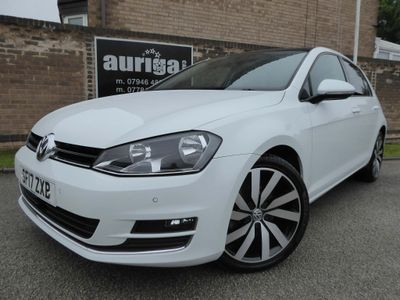 Volkswagen Golf Hatchback 1.6 TDI BlueMotion Tech GT Edition (s/s) 5dr
