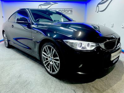 BMW 4 Series Coupe 3.0 430d M Sport Auto xDrive 2dr