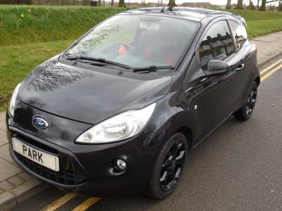 Ford Ka Hatchback 1.2 Grand Prix II 3dr