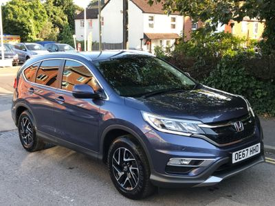 Honda CR-V SUV 1.6 i-DTEC SE Plus 4WD (s/s) 5dr