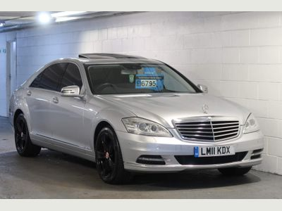 Mercedes-Benz S Class Other 3.0 S350 CDI BlueTEC L 4dr