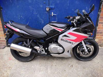 Suzuki GS500F Sports Tourer