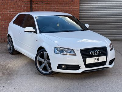 Audi A3 Hatchback 2.0 TDI Black Edition 3dr