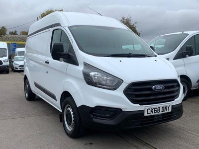 Ford Transit Custom Panel Van 2.0 TDCi 300 L2H2 5dr
