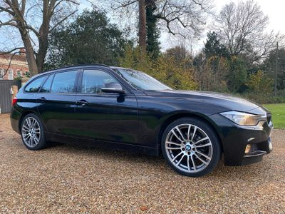 BMW 3 Series Estate 2.0 316d Sport Touring (s/s) 5dr