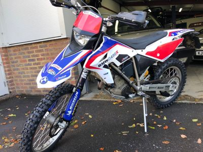 BMW G450 Enduro 450 X