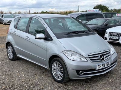 MERCEDES-BENZ A CLASS Hatchback 1.5 A160 BlueEFFICIENCY Elegance SE 5dr