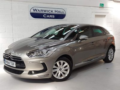 Citroen DS5 Hatchback 1.6 BlueHDi DStyle 5dr