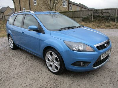 Ford Focus Estate 2.0 TDCi Titanium 5dr