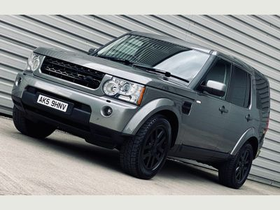 Land Rover Discovery 4 SUV 2.7 TD V6 GS 4WD 5dr