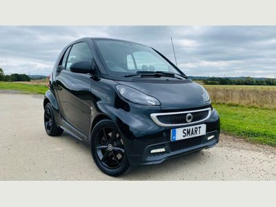 Smart fortwo Coupe 1.0 MHD Grandstyle Plus Softouch 2dr