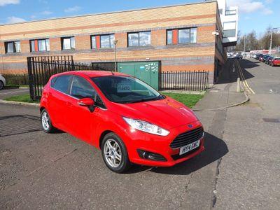 Ford Fiesta Hatchback 1.0 EcoBoost Zetec (s/s) 5dr