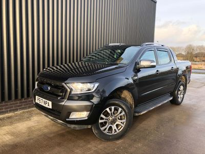 Ford Ranger Pickup 3.2 TDCi Wildtrak Double Cab Pickup 4WD 4dr