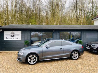 Audi A5 Coupe 2.0 TDI S line Multitronic 2dr