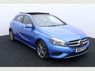 Mercedes-Benz A Class Hatchback 1.8 A200 CDI BlueEFFICIENCY Sport 5dr